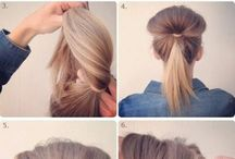 Peinados lindos fáciles
