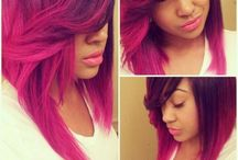 Blk Hair