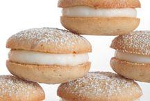 yummie cookies / by Paula Lowery