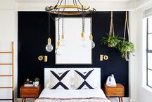 Feature wall colour ideas