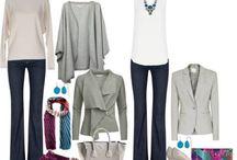 Business trip wardrobe