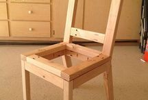 Chairs woodworking