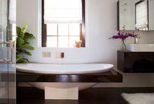 Bath Ideas  / by Serafina Baldassarre-Burton