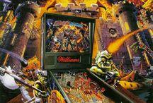 Pinball and Arcade