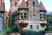 Escocia, lugar de imaginación / Lugar donde se desarrollará EL PODER DEL AMOR mi primera novela que saldrá a la venta el 14 de febrero del 2015