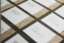 Glitter Wedding Ideas / What you wish mote is to have a shiny wedding! You look stuning and you feel happy! Let is shine then! Enjoy our super shiny board!