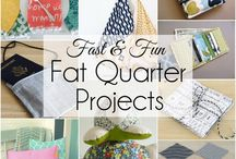 Sewing Projects with Fat Quarters
