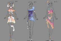 OC's Clothes