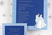 Invitations & Programs / by Disneymooners