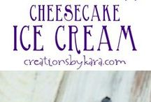 ice cream, zmrzlina
