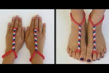 Rainbow loom / by Holly Mang-Davis