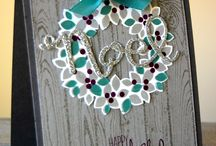 Stampin' Up! - Wondrous Wreath