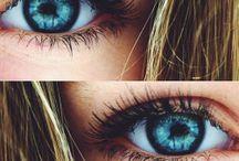 #blue eyes