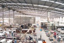 Factory of Decorus Furniture / Factory of Decorus Furniture