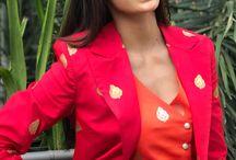 Shilpa Reddy Banaras pantsuit