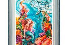 Kerry Darlington / Stunning Magical Art