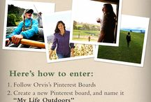Orvis Giveaways and Contests / Check out our latest contest and giveaways!  / by Orvis