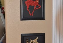 Christmas decorations on a budget / Making your home look like a MIILLION BUCKS during the Holiday Season for Cheap