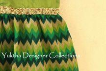 aahlada dresses