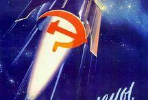 100% π Soviet Union posters