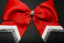 Cheer Bows / by Cindy Scott Carter