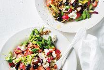 Food- Salads & dressings