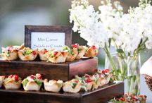 *Catering Presentation & Serving Suggestions*