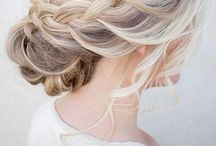 Wedding Hair / Our favourite wedding hairstyles, for some inspiration.