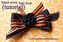 Hair accessories to make. / Great DIY and ideas for Hair Accessories