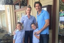 Celebrity Twins / Hollywood is full ot celebrities that are twins and parents of multiples!