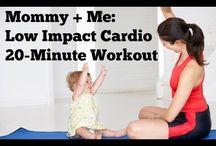 postnatal workout