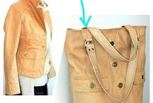 Recycle leather