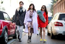 The Street: FW15 Shows / by Katie Hoskins