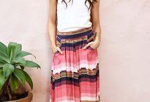 Nina Proudman Style / Fashion as worn by Nina on Offspring.