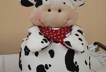 vacas lindas