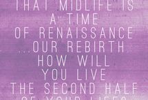 Midlife Awesomeness / Midlife doesn't have to be a crisis. Make it a celebration!!! www.minatorres.com