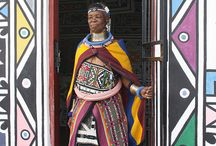 N D E B E L E Tribe / Africa