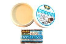 Genuine Unrefined Shea Butter Cosmetics
