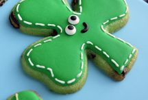 St.Patrick's Day Cookies