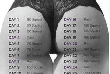 squat challenges