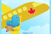 #TravelChatCA / #TravelChatCA a Canadian Travel Chat on Twitter. 9PM ET - 1st Wednesday of each month. @TravelChatCA http://www.travelchatca.com