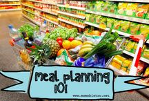 Menu Planning / by Jennifer Armstead