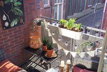 vintage balcon