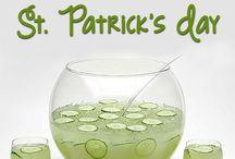St Patrick's Day / #holiday #stpatricksday #custom #ireland