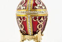 Faberge Eggs / by Violet Bienek