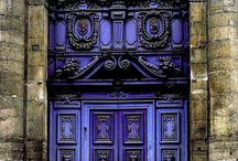 Doors / by Janet Reneau
