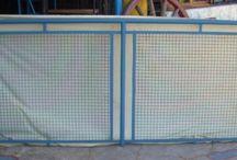 Rejas perimetrales / Su casa protegida, REJAS están en CARRARA http://www.carrarademoliciones.com.uy/ 22 03 52 17 / 22 00 68 11