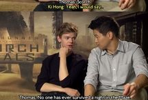 Cast of The Maze Runner