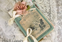 Crafts - Tags, Journals, Hangers #2 / by Claudia Tyler