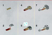 Toy: Lego Instructions